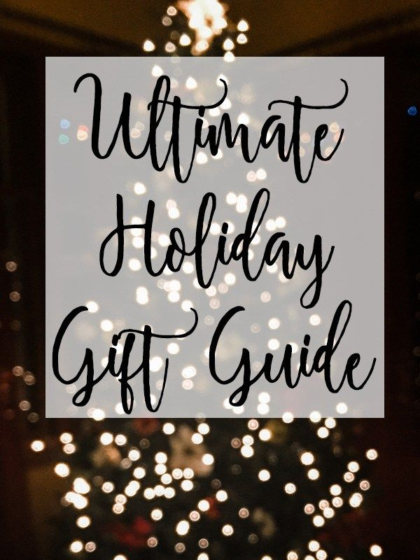 ultimate holiday gift guide – Blue Bowl