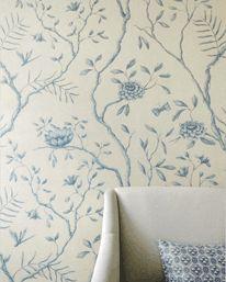 Jasper Peony China Blue från Lewis & Wood