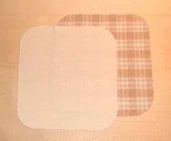 簡単!布ナプキンの作り方「福猫屋」