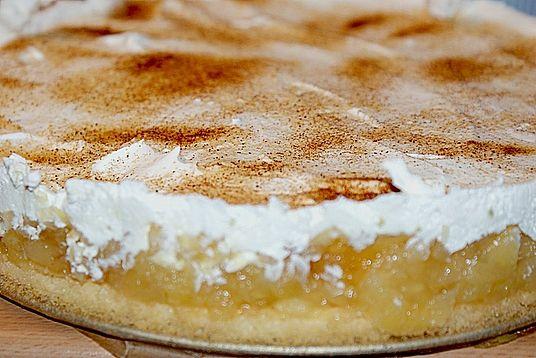 Platz 6: Illes schneller Apfelkuchen mit dem 5-4-3-2-1 Boden