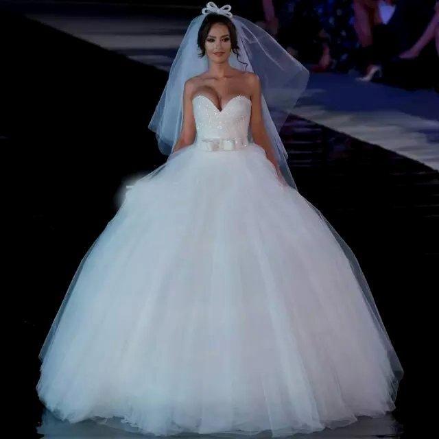 Giant Ball Gown Wedding Dress: 17 Best Ideas About Puffy Wedding Dresses On Pinterest
