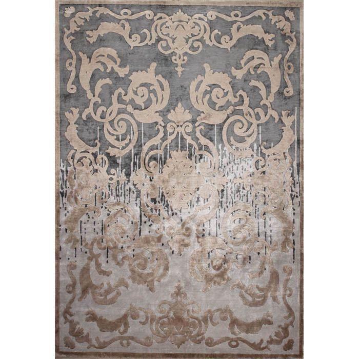 Бежево-коричневый ковер Cardinal Shadow #vintage #carpets #rug #ковер #designer #interior