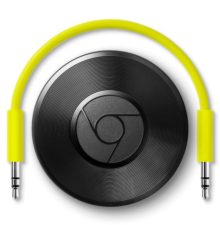 For speakers - Chromecast - Google