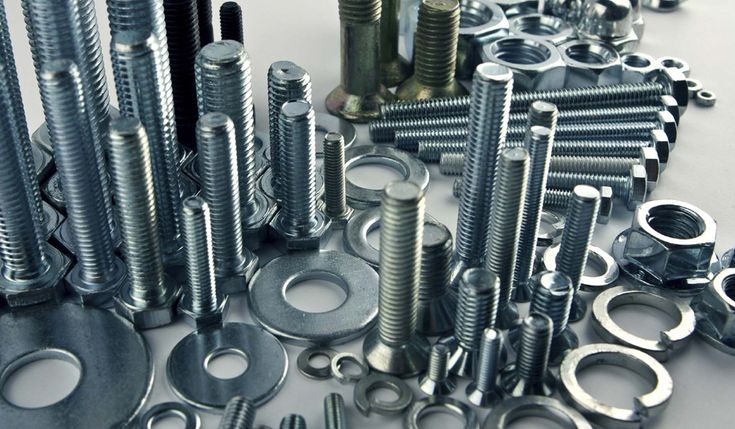 Stainless Steel 321H Fasteners