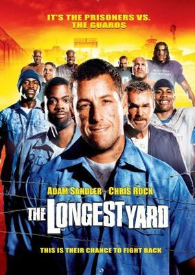 The Longest Yard (2005) movie #poster, #tshirt, #mousepad, #movieposters2