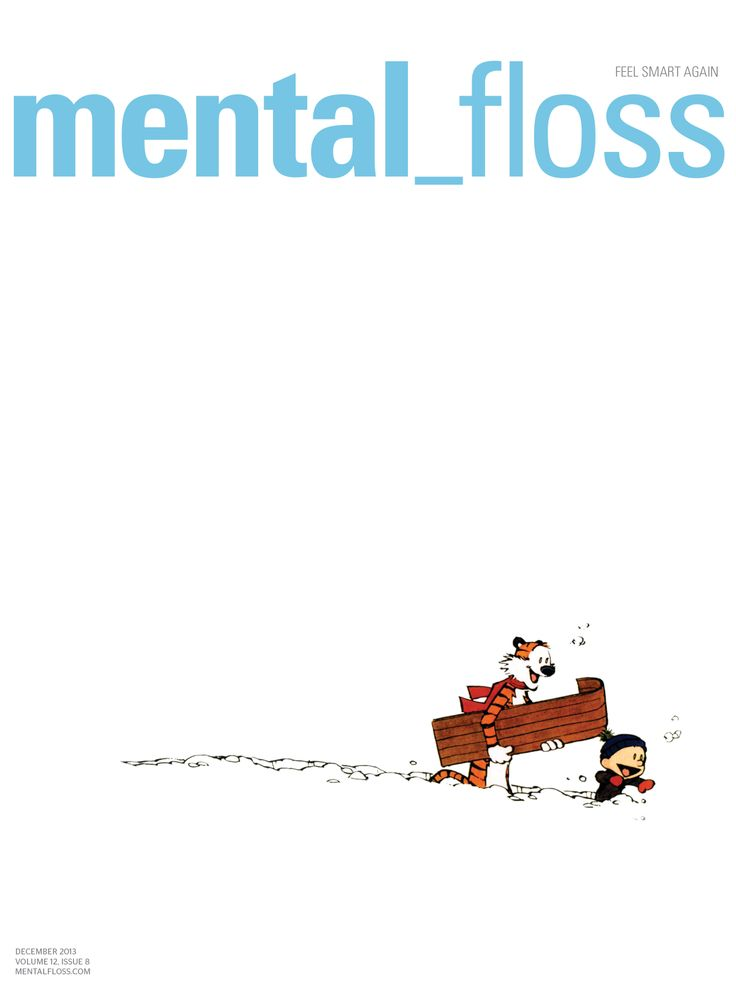 @Mental Floss Magazine