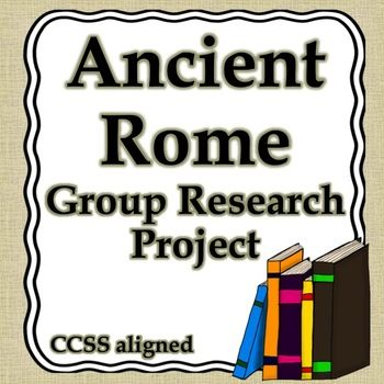 ancient rome research papers Ancient rome research paper - commit your assignment to us and we will do our best for you find out everything you need to know about custom writing top affordable.
