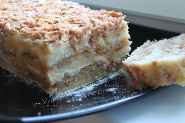 Болгарский яблочный пирог. | Школа шеф-повара