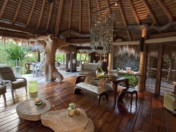 Terraza en madera