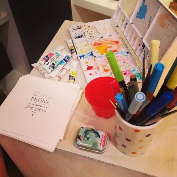 Le hicimos un #sello a Vero #Gatti. http://www.lumaclub.com.ar