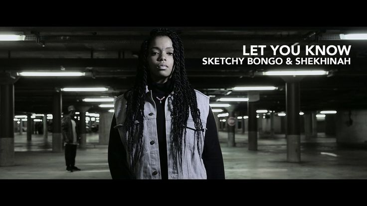This song is soo good !! Listen - Link bellow ... Something a liitle different that i really hope you guys can try out - South African Music Sketchy Bongo & Shekhinah - Let You Know (Official Music Video)
