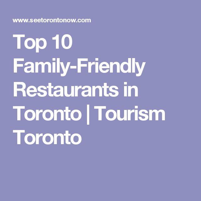 Top 10 Family-Friendly Restaurants in Toronto | Tourism Toronto
