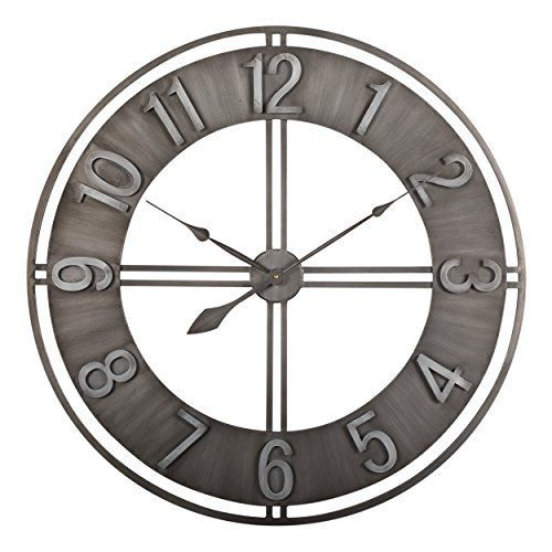 unique large wall clocks are an easy way to bring life to a boring space - Modern Designer Wall Clocks
