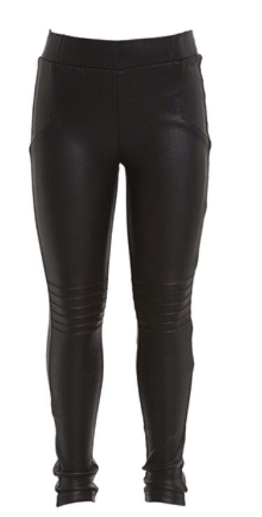 Bardot junior Girls leather pants