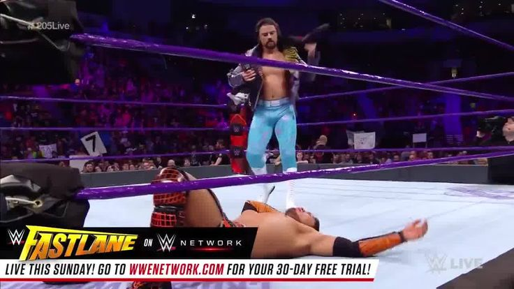 The lessons don't stop from The Brian Kendrick, as he teaches Akira Tozawa to always be watching his back on WWE Raw.