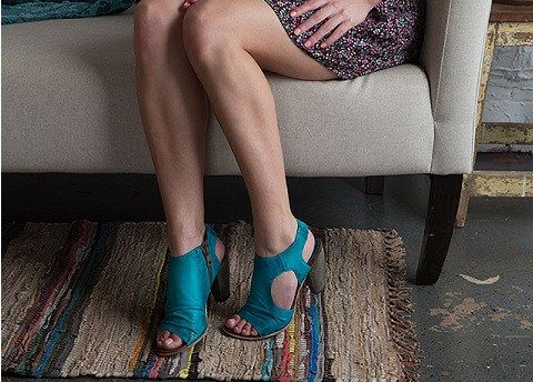 Put Spring in your Step with the new Spring Summer range from Miz Mooz shoes