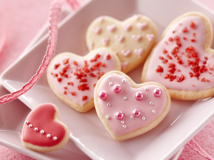 bISCUITS SAN VALENTINO LOVE