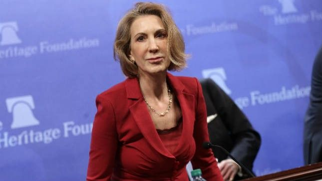 Carly Fiorina: 'Liberal environmentalists' to blame for Calif. drought.