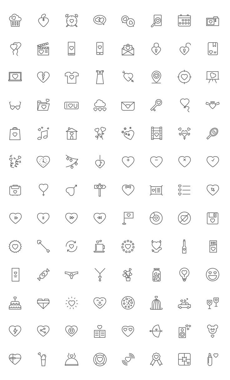 65 Absolutely Essential Grunge Design Resources Function Line Icon Retro Design Icon Set Design El Instagram Icons Instagram Highlight Icons Mini Drawings