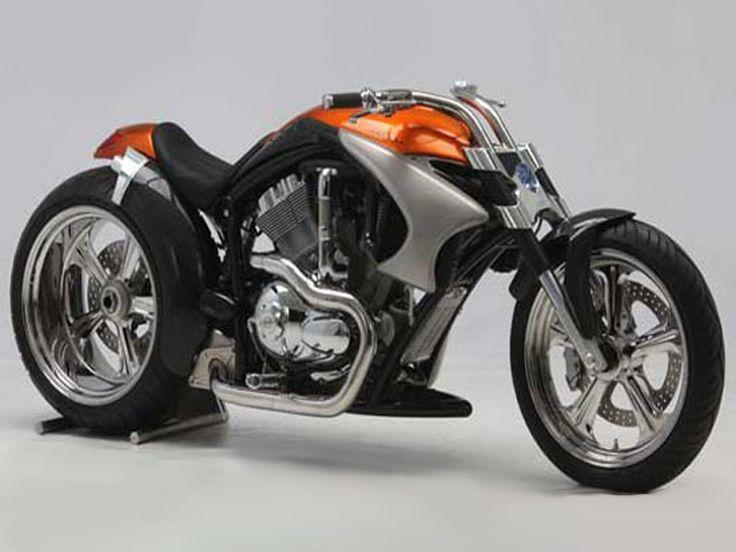 "Harley Davidson ""X-Rod Custom Sport"" by Odyssey Motorcycles"