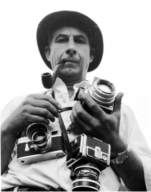 Robert Frank - An American photographer and documentary filmmaker. His most notable work, the 1958 book titled The Americans, earned Frank comparisons to a modern-day de Tocqueville for his fresh and nuanced outsider's view of American society.