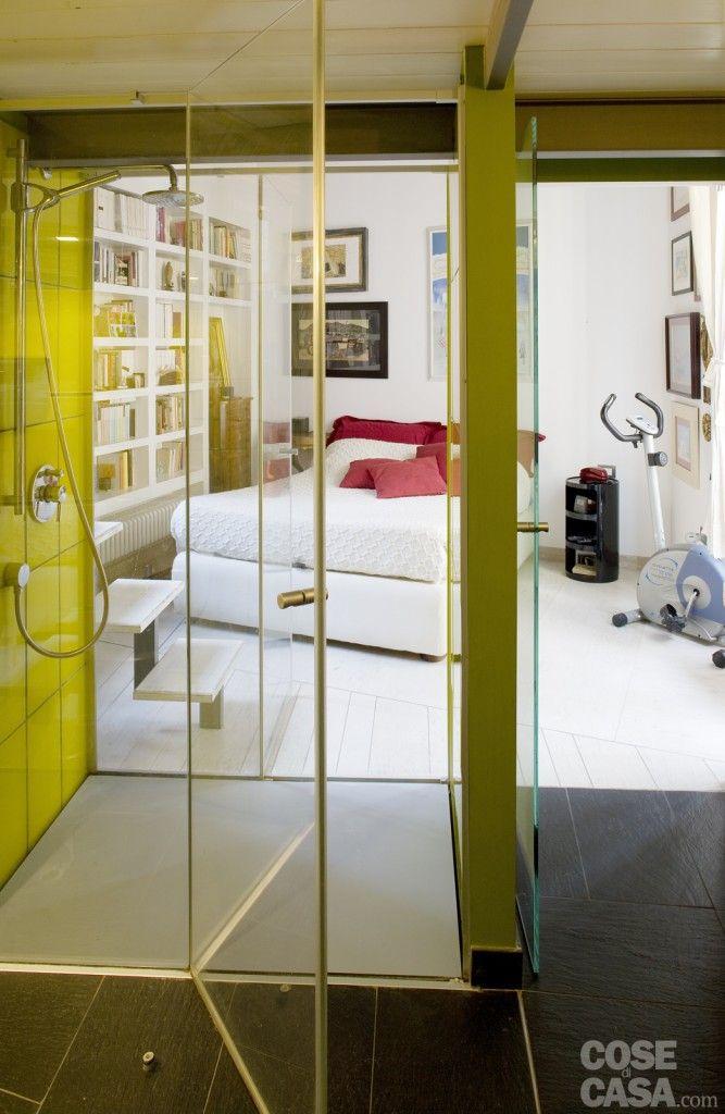 Le 25 migliori idee su bagno a soppalco su pinterest for Doccia passante