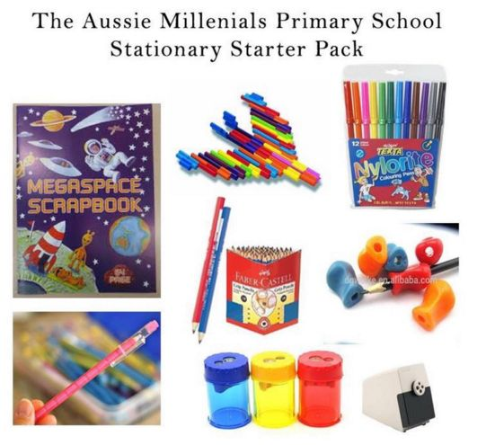 On goddamn amazing school supplies: | Literally Just 31 Hilarious Memes About Life In Australia