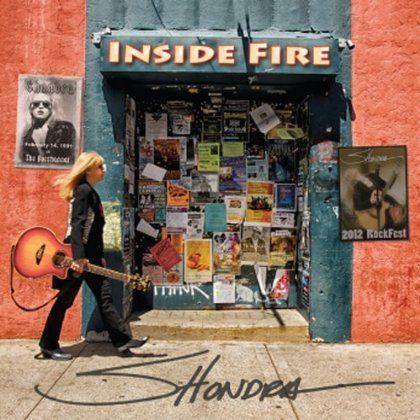 Shondra - Inside