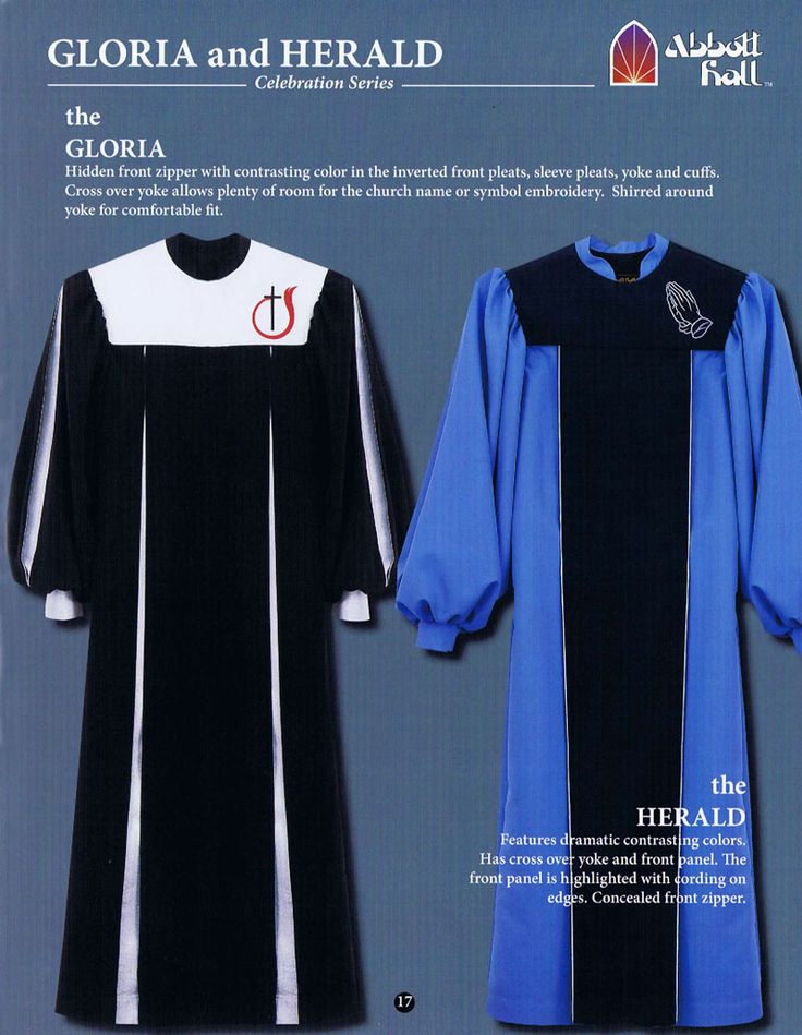 Church Choir Robes Catalogs Choir Gowns Abbott Hall
