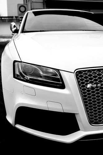 Audi RS5 - my dream whip ;-)