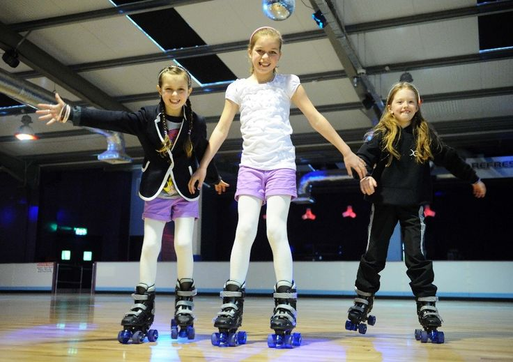 """""""RollerJam"""" caters for all of your families needs."""