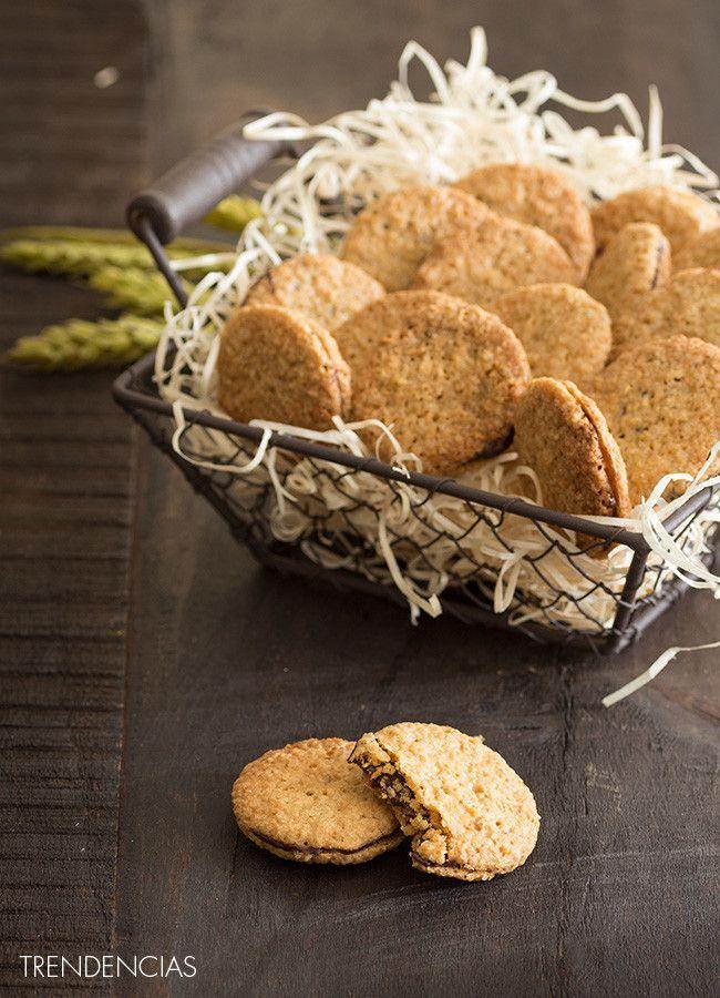 Receta de galletas de copos de avena y chocolate. Desayunar fibra puede ser delicioso | Trendencias Lifestyle | Bloglovin'