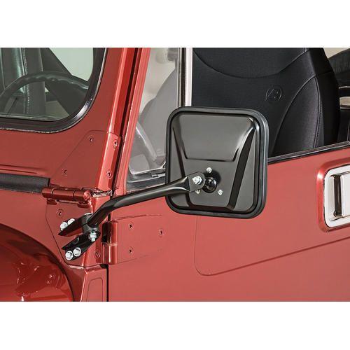 Jeep Mirrors   Quadratec