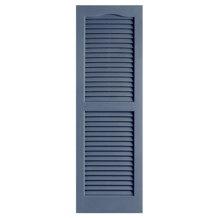 exterior louver. alpha shutters exterior x louvered shutter color: blue louver ,