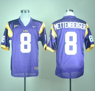 http://www.nfljerseyssale.us/ NCAA Jerseys #Cheap #Nike #LSU #Tigers #Zach #Mettenberger #8 #Purple #College #Football #Jersey #Fashion #Sports #High #Quality #Online #Wholesale