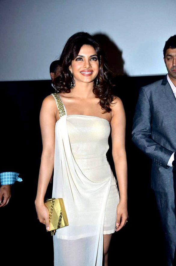 Priyanka Chopra via The Purple Window