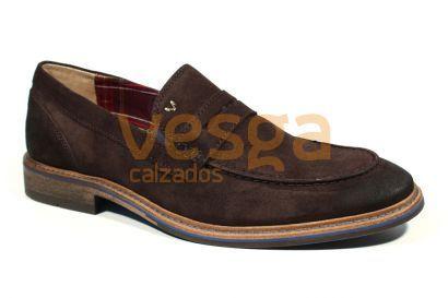 Martinelli Garden 321-2189s Zapatos Vestir Hombres Marron