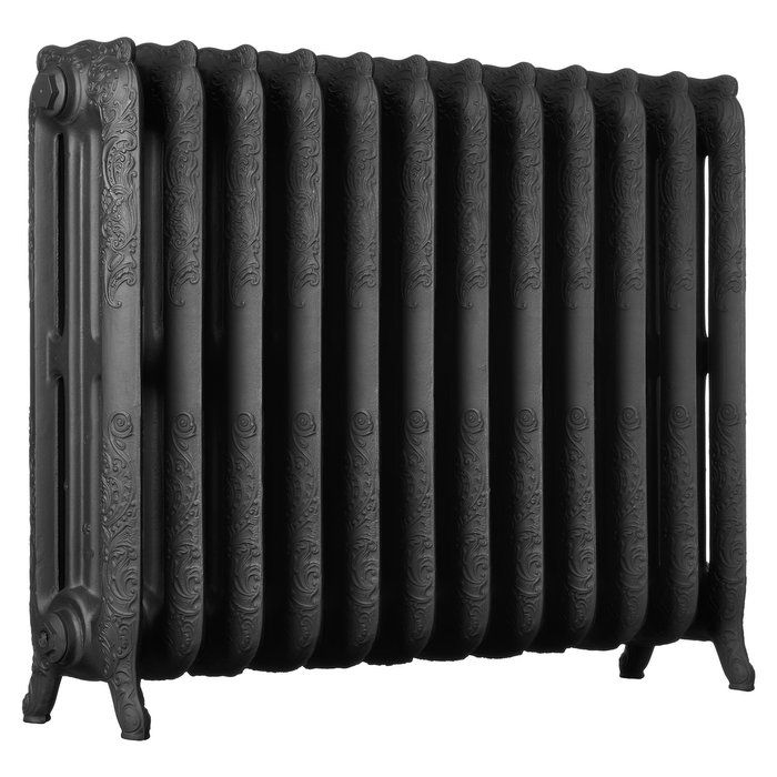 quality cast iron radiator made in the grand balmoral style using traditional casting techniques and guaranteed for 10 years