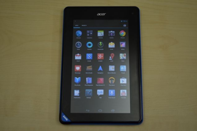 Acer Iconia B1-A71 review - Acer created a lot of buzz when it announced its decision to jump into the Budget tablet segment with the Acer Iconia B1-A71, that it first announced during CES, and later, as reported by us, launched it in India at an attractive price of Rs. 7,999. Here's our review of the tablet.  Hardware/ Build & Design The Acer Iconia B1-A71 is a 7-inch tablet, and...