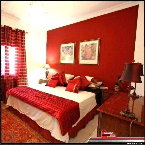 Bedroom Ideas Red And Gold Red Bedroom Decor Bedroom Red Master Bedroom Interior Design