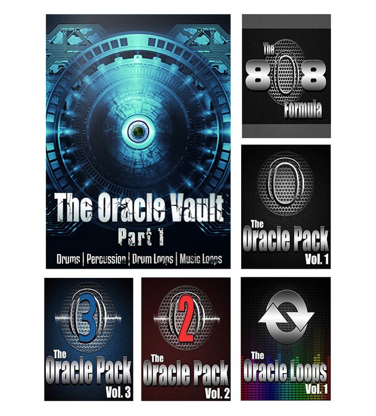 "The Everything Bundle Now Includes ""The Oracle Vault Pt 1"" Shop here! http://soundoracle.net/collections/bundle-deals/products/the-everything-bundle"
