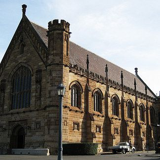 Sydney University, Australia | 16 University Campuses That Might Secretly Be Hogwarts