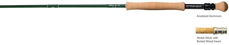 Salt Water Fly Rod - We recommend a 9ft 8WT, fast action rod as a good all-around option