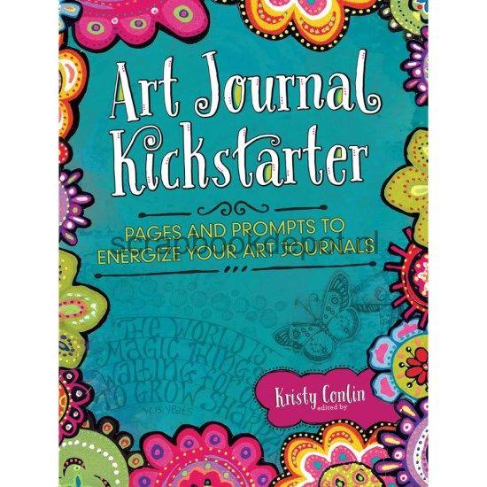 Art Journal Kickstarter boek