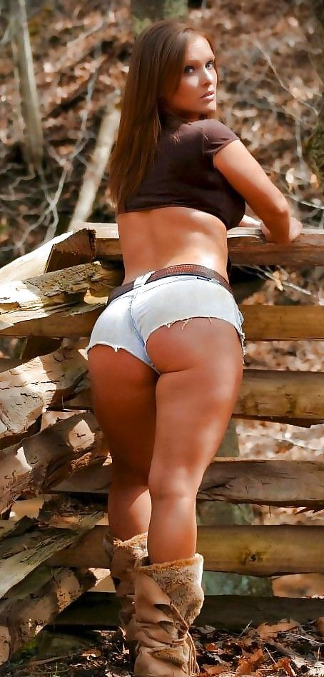 Big Ass In Shorts 11
