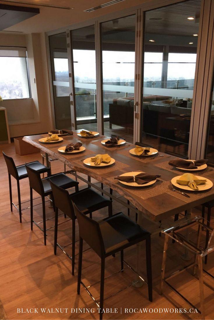 71 Best Custom Dining Tables Images On Pinterest  Custom Dining Fair Custom Made Dining Room Tables Design Inspiration
