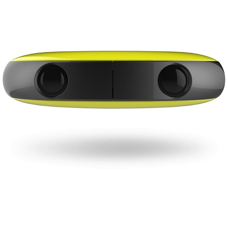 The world first consumer 3D 360° VR camera! Small, light and easy to use!
