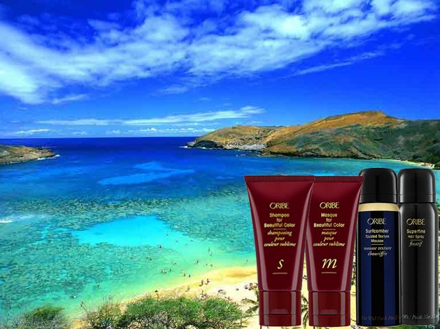 Scroll through this slideshow for a look at some of the destinations that made Conde Nast's Traveler Readers' Choice Awards for the Top 10 Cities in the United States…and the Oribe Travel products you should take along if you go! #travel #oribe #Oribe2go #top10