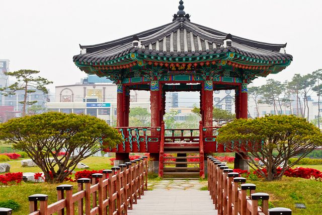 Seosan, South Korea- DONE!