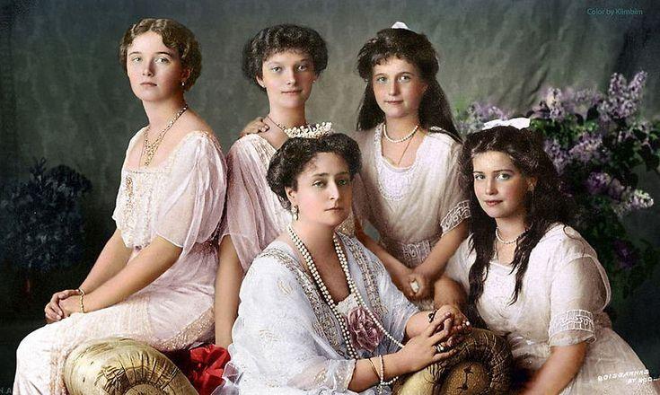Historyczne zdjęcia w kolorze ||